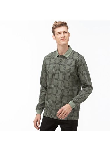 Lacoste Tişört Yeşil